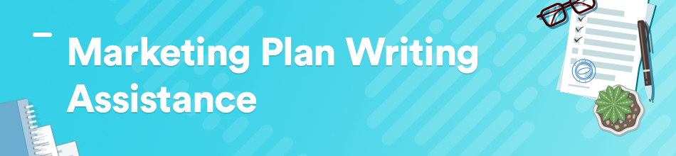 Marketing plan writing service