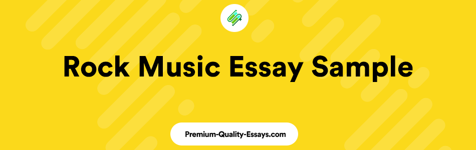 rock music essay