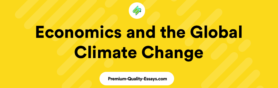 Economic Evaluation of Damage from the Global Climate Change