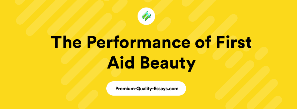the performance of First Aid Beauty, Ltd