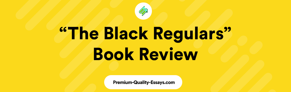 The Black Regulars Book Review
