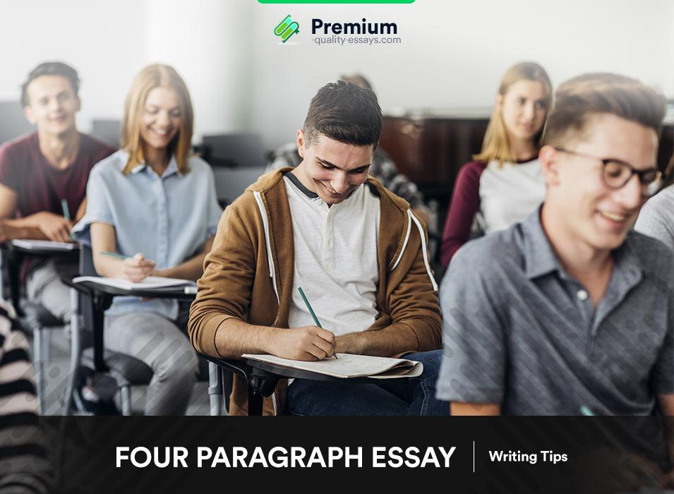 Writing a Four Paragraph Essay is Not a Challenge Anymore!